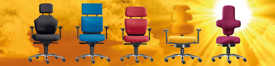 Bürostuhl-Fabrikverkauf-München - zu unseren Designer Bürostühlen